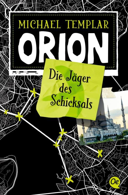 Cover-Bild Die Sternen-Saga 2. Orion