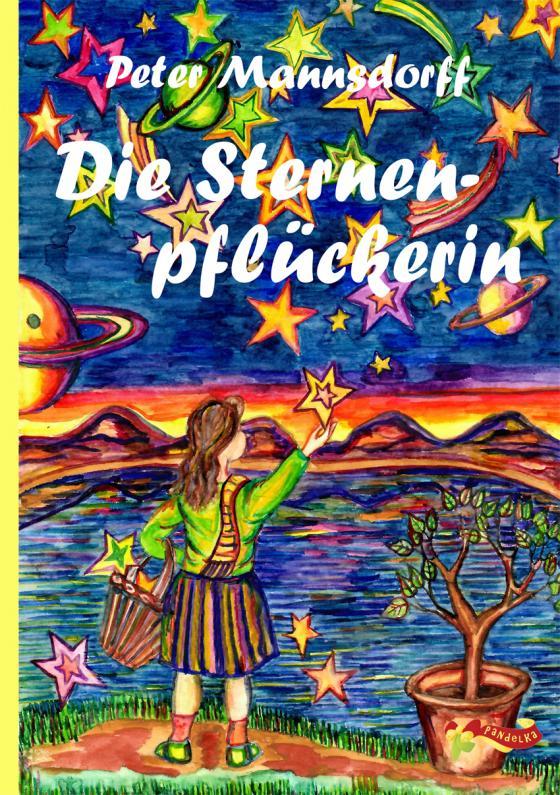 Cover-Bild Die Sternenpflückerin