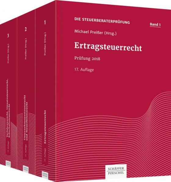 Cover-Bild Die Steuerberaterprüfung