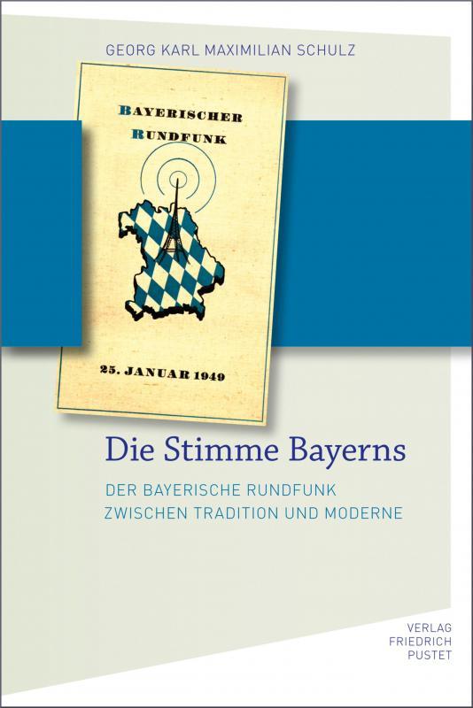 Cover-Bild Die Stimme Bayerns