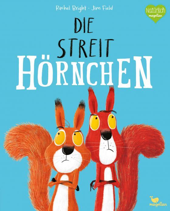 Cover-Bild Die Streithörnchen