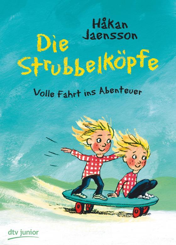 Cover-Bild Die Strubbelköpfe − Volle Fahrt ins Abenteuer