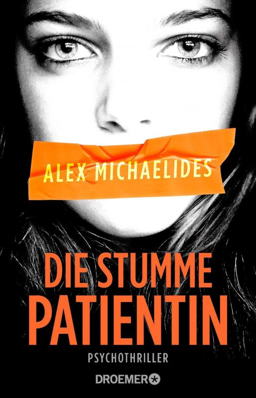 Cover-Bild Die stumme Patientin