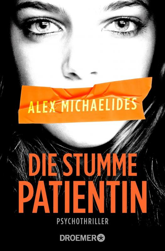 Cover-Bild Die stumme Patientin