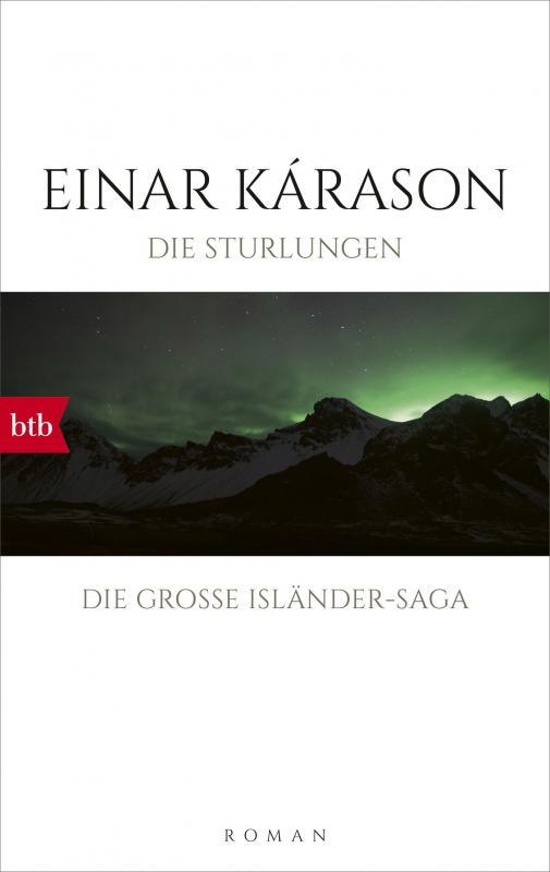 Cover-Bild Die Sturlungen