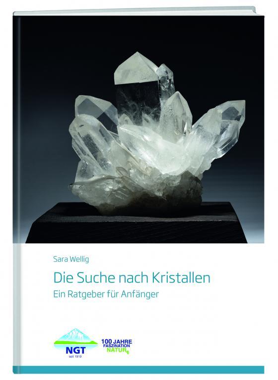 Cover-Bild Die Suche nach Kristallen
