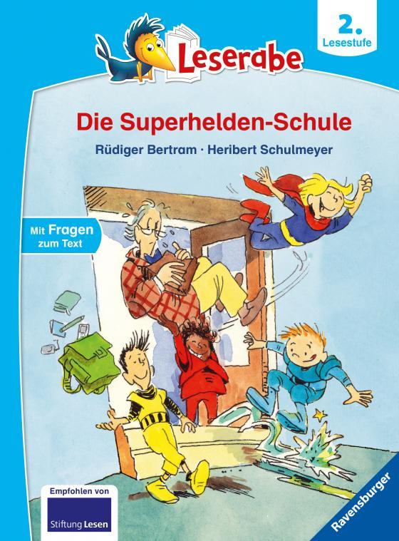 Cover-Bild Die Superhelden-Schule