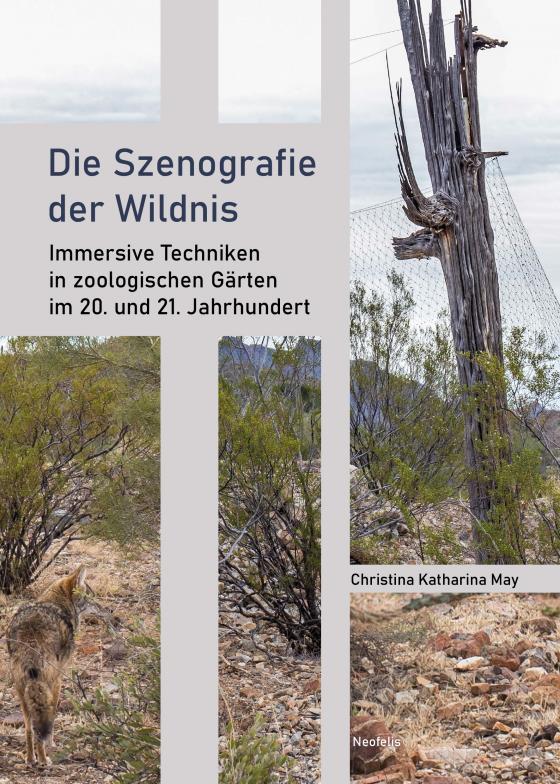 Cover-Bild Die Szenografie der Wildnis