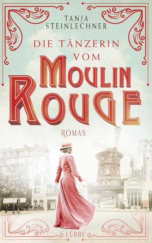 Cover-Bild Die Tänzerin vom Moulin Rouge