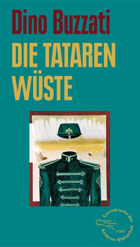 Cover-Bild Die Tatarenwüste