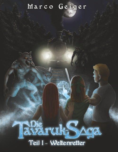 Cover-Bild Die Tavaruk-Saga