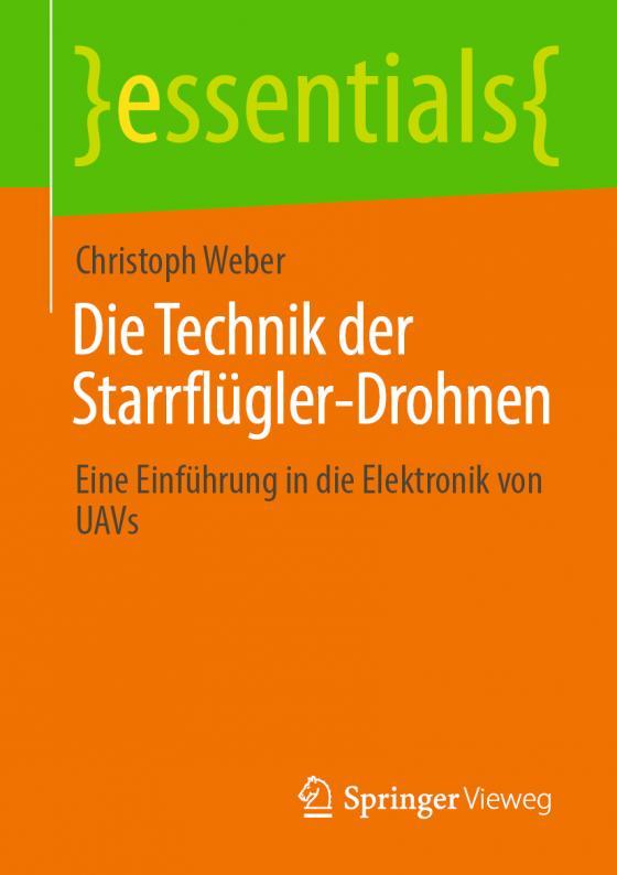 Cover-Bild Die Technik der Starrflügler-Drohnen