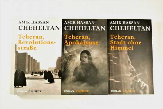Cover-Bild Die Teheran-Trilogie