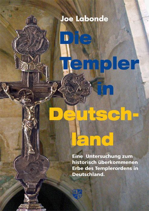 Cover-Bild Die Templer in Deutschland