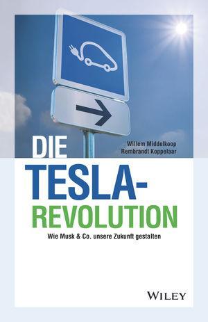 Cover-Bild Die Tesla-Revolution