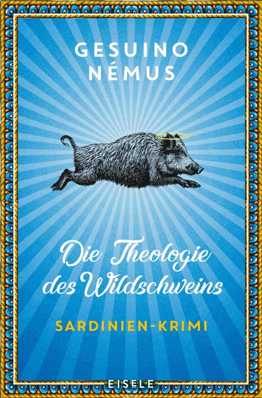 Cover-Bild Die Theologie des Wildschweins