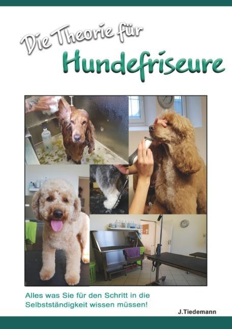 Cover-Bild Die Theorie für Hundefriseure