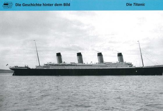 Cover-Bild Die Titanic