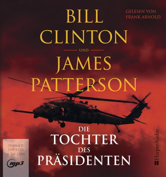 Cover-Bild Die Tochter des Präsidenten (ungekürzt)