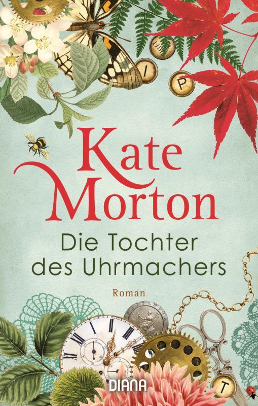 Cover-Bild Die Tochter des Uhrmachers