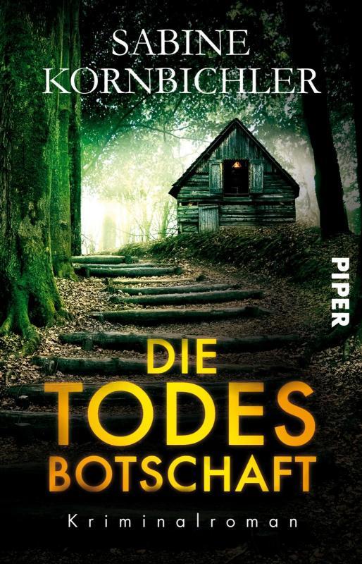 Cover-Bild Die Todesbotschaft