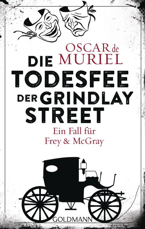 Cover-Bild Die Todesfee der Grindlay Street