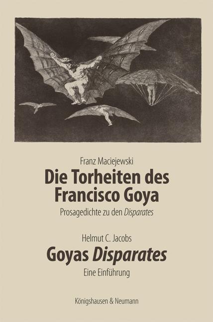 Cover-Bild Die Torheiten des Francisco Goya. Goyas Disparates
