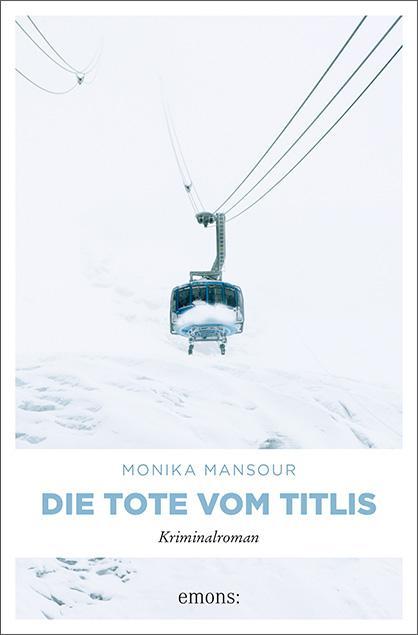Cover-Bild Die Tote vom Titlis