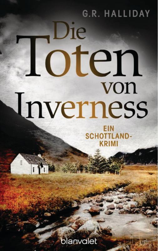 Cover-Bild Die Toten von Inverness