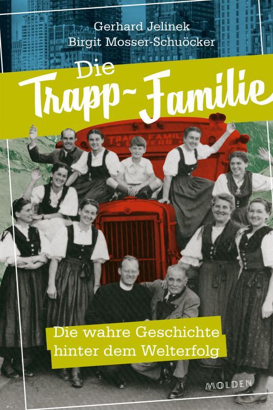 Cover-Bild Die Trapp-Familie