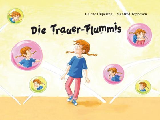 Cover-Bild Die Trauer-Flummis