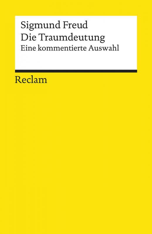 Cover-Bild Die Traumdeutung