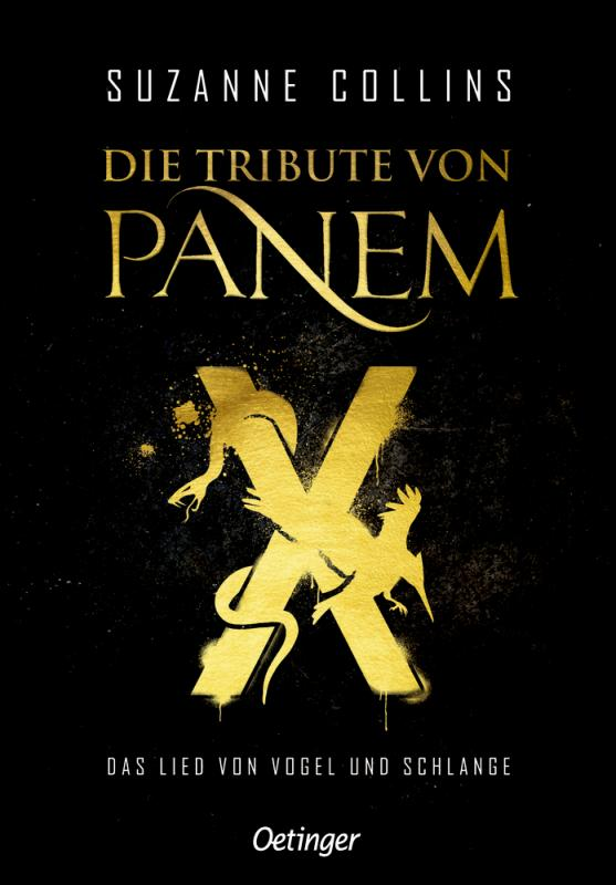 Cover-Bild Die Tribute von Panem X