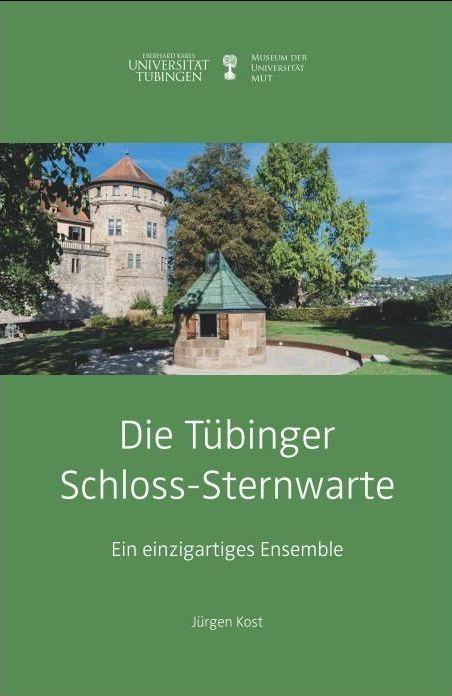 Cover-Bild Die Tübinger Schloss-Sternwarte
