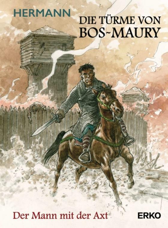 Cover-Bild Die Türme von Bos-Maury 9b
