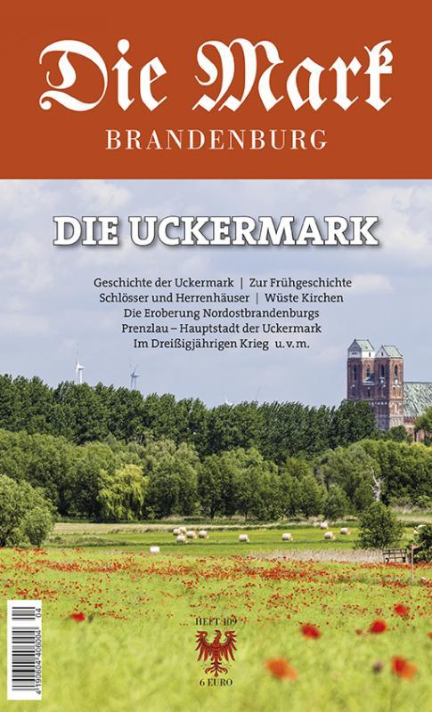 Cover-Bild Die Uckermark