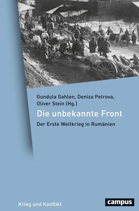 Cover-Bild Die unbekannte Front