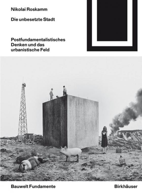 Cover-Bild Die unbesetzte Stadt