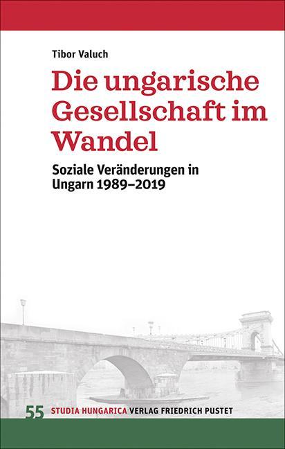 Cover-Bild Die ungarische Gesellschaft im Wandel