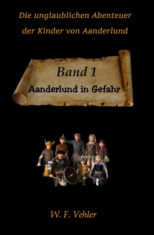 Cover-Bild Die unglaublichen Abenteuer der Kinder von Aanderlund