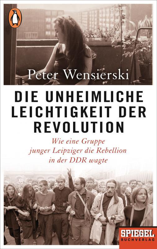 Cover-Bild Die unheimliche Leichtigkeit der Revolution