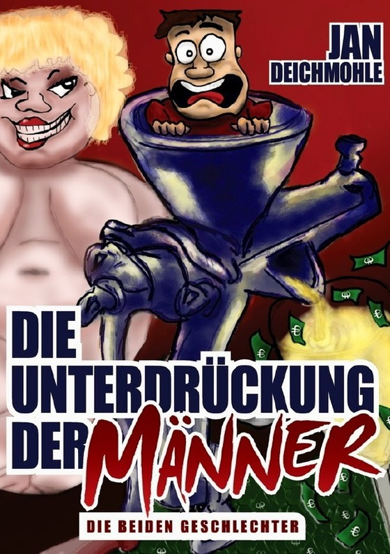 Cover-Bild Die Unterdrückung der Männer