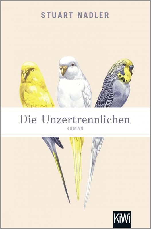 Cover-Bild Die Unzertrennlichen