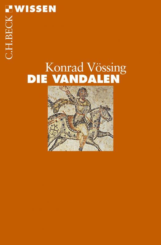 Cover-Bild Die Vandalen