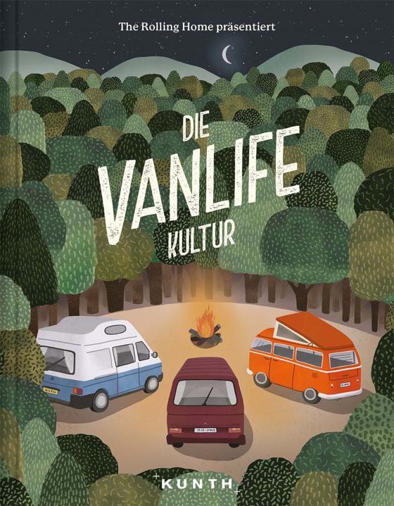 Cover-Bild Die Vanlife Kultur
