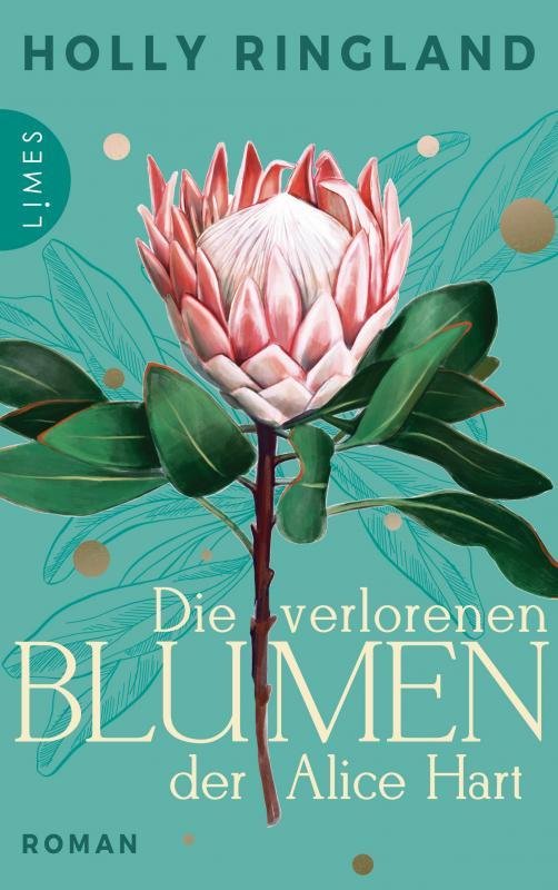 Cover-Bild Die verlorenen Blumen der Alice Hart
