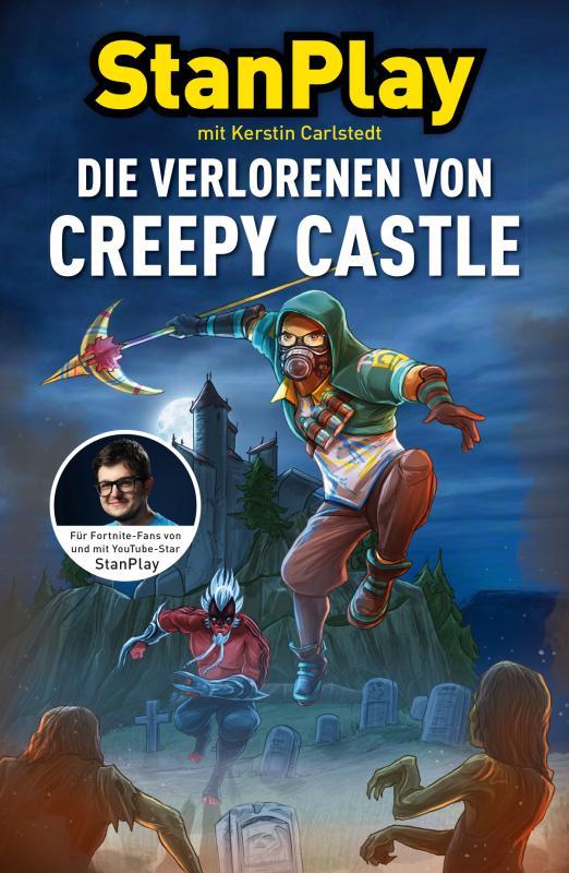 Cover-Bild Die Verlorenen von Creepy Castle