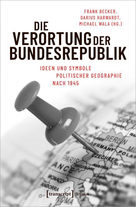 Cover-Bild Die Verortung der Bundesrepublik