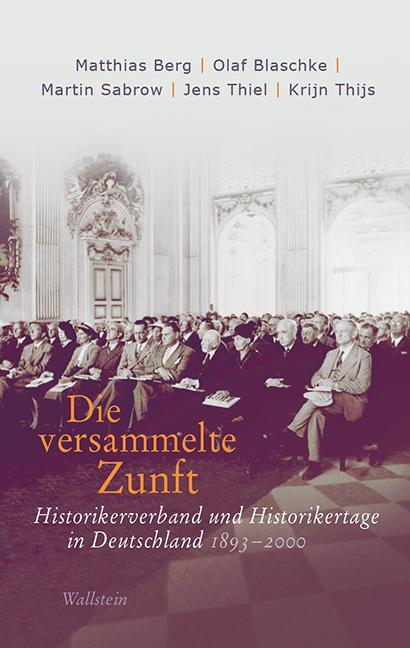 Cover-Bild Die versammelte Zunft
