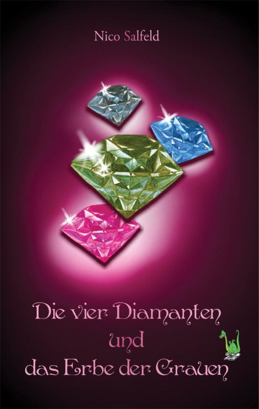 Cover-Bild Die vier Diamanten und das Erbe der Grauen